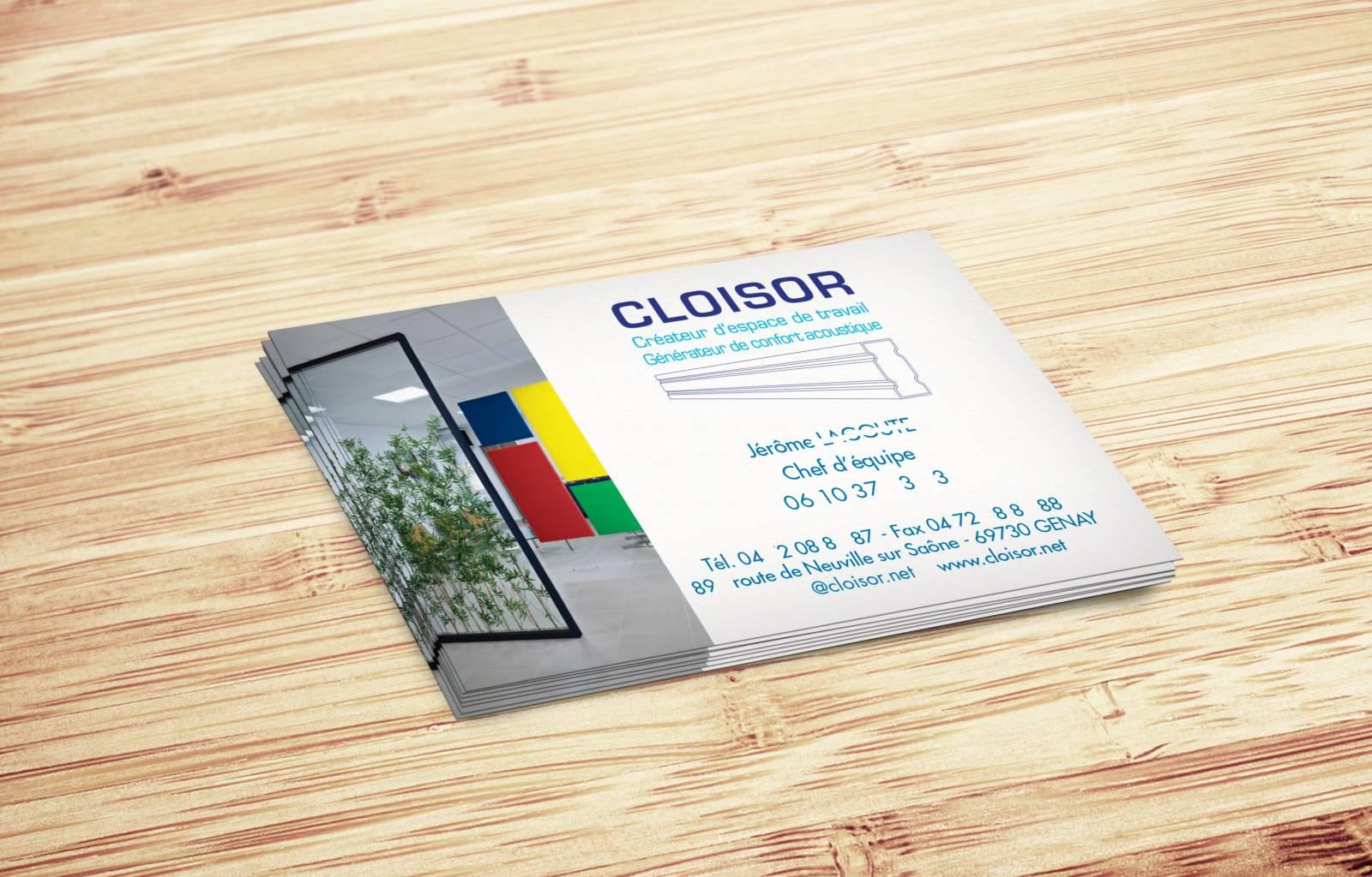 Cartes De Visite Standard A Lyon Cliquez